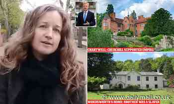 Historian behind National Trust's imperial project launches extraordinary attack on ministers