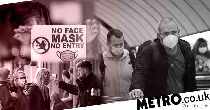 Face masks and hand washing could be needed 'for good' after lockdown