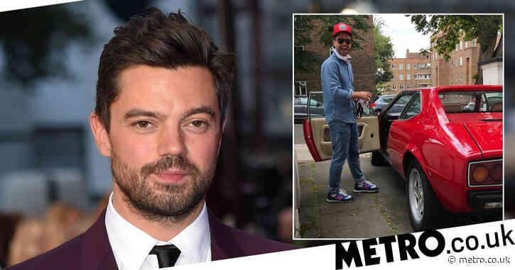 Dominic Cooper offers reward as beloved £83,000 Ferrari stolen from street just months after Range Rover theft