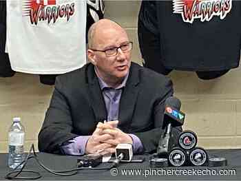 Moose Jaw Warriors GM Alan Millar stepping down after this season to join Hockey Canada - Pincher Creek Echo