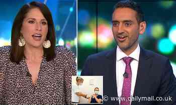 Fired-up Waleed Aly blasts 'frightening' calls to make Covid vaccinations mandatory in work places