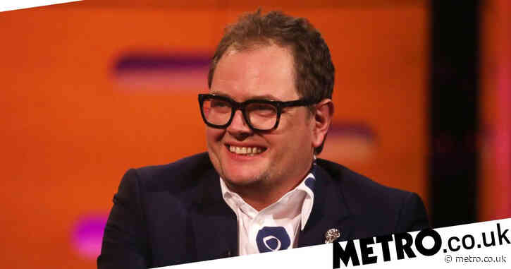 The abuse Alan Carr's getting for his voice is homophobia – plain and simple