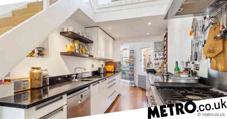 Inside the 'Honey HQ' warehouse home in south London, on sale for £2.85million