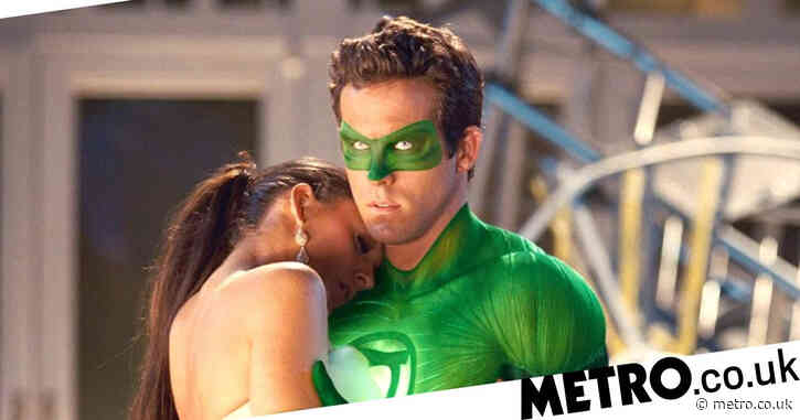 Ryan Reynolds denies he is making a Green Lantern cameo in Zack Snyder's Justice League