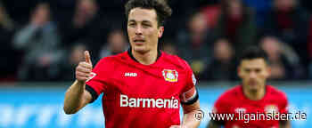 Bayer Leverkusen: Julian Baumgartlinger war nicht ganz fit - LigaInsider