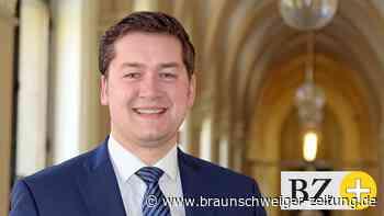 Dezernent Kornblum will Oberbürgermeister in Braunschweig werden
