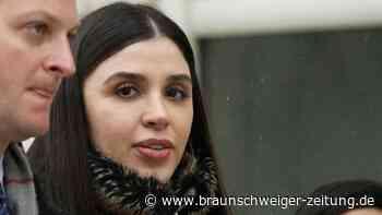 "USA: Frau von Drogenbaron ""El Chapo"" verhaftet"