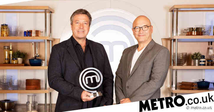 Masterchef's Gregg Wallace and John Torode 'not as friendly off screen' and have 'never been to each other's houses'