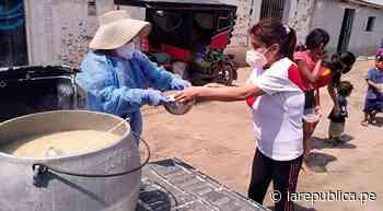 Lambayeque: implementan programa alimentario Aguadito con fe en Zaña LRND - LaRepública.pe