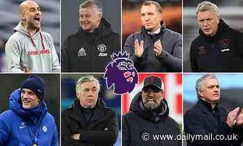 Premier League title and top four complete guide: Fixtures, key games,  statistics and odds