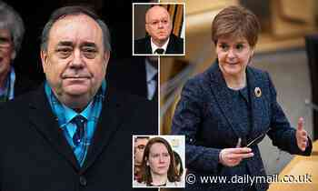 Alex Salmond could be forced to WITHDRAW his bombshell 'evidence'