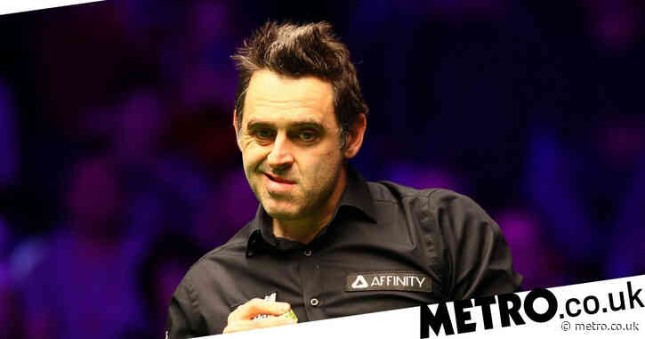 Ronnie O'Sullivan: Losses don't hurt when you're the most successful snooker player of all time