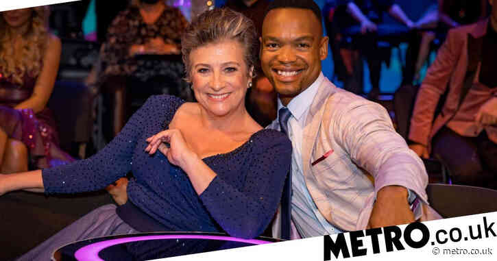 Caroline Quentin 'convinced Strictly stars got Covid-19 but it was hidden'