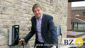 Die Gemeinde Cremlingen baut die Elektromobilität aus - Braunschweiger Zeitung
