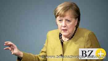 Corona: Merkels Exitstrategie: Wie Merkel aus dem Lockdown will