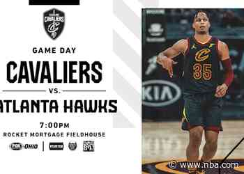 Cavs vs Hawks | Rocket Mortgage Game Preview