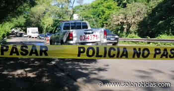 Joven muere al ser atropellado en Conchagua, La Unión - Solo Noticias