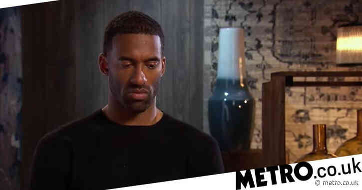 The Bachelor: Matt James weeps as Serena Pitt dumps him after hometown dates