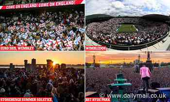 Coronavirus UK: Will Euro 2021, Edinburgh Fringe and Notting Hill Carnival happen?