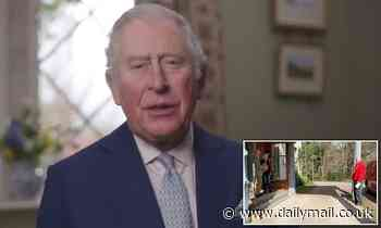 Prince Charles shows his 'profound appreciation ' for the Royal Mail
