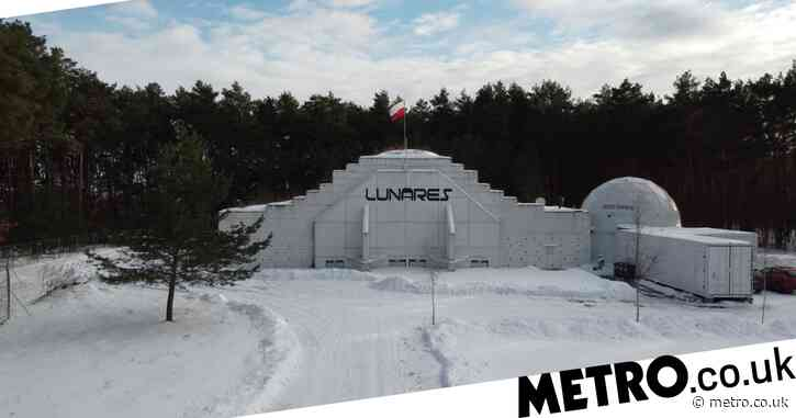 Want to try living in space? This former nuclear bunker in Poland offers aspiring astronauts the chance