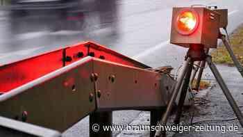Mit Tempo 111 durch die 50er-Zone in Salzgitter-Lebenstedt
