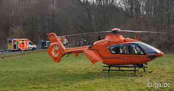 L312 in Much: Motorrad-Unfall mit zwei Toten - General-Anzeiger Bonn
