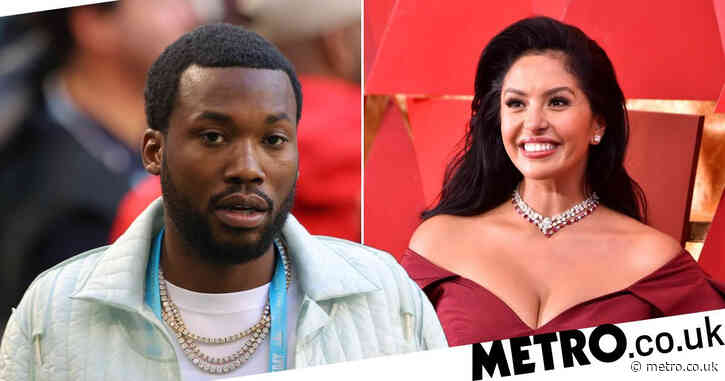 Meek Mill apologizes to Vanessa Bryant after she slams him for 'disrespectful' Kobe lyric