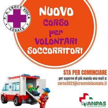 Croce Viola Cesate apre i corsi per volontari soccorritori: ecco come fare - ilSaronno