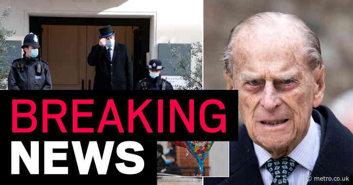 Prince Philip's illness revealed as Palace warns he'll be in hospital for days