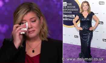 CNN's Brianna Keilar breaks down while reporting on America's COVID death toll