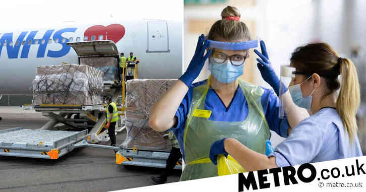 Hancock under fire for claiming there was 'never a national PPE shortage'