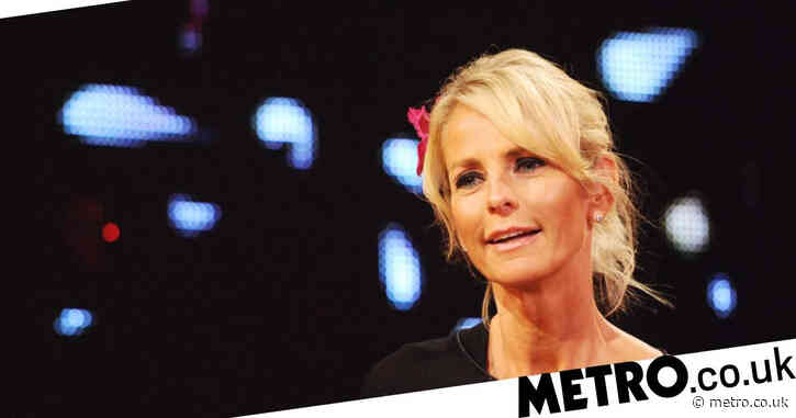 Ulrika Jonsson rules out finding love on 'brutal' dating app Tinder after younger men sent her explicit pics