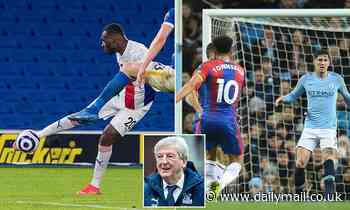 Crystal Palace are masters of the smash-and-grab... the Eagles have secured wins at City and United