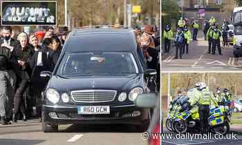 Police form ring of steel around North Watford traveller funeral
