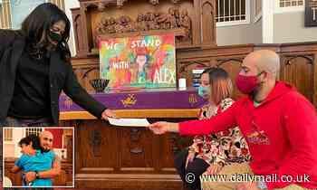 Cori Bush backs reprieve for immigrant in Missouri church