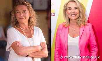 Amanda Redman slams 'ageism' in British TV industry which limits roles for women in 50s and 60s