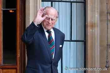 Duke of Edinburgh being treated for infection and will stay in hospital for several days - Buckingham Palace