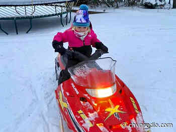 Snowmobile theft wrecks weekend plans for young Lorette family - CHVN Radio