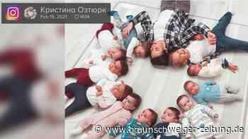 Zehn Kinder in elf Monaten