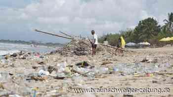 Kampf gegen Müll: Deutschland will Weg für globales Plastik-Abkommen ebnen