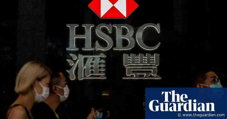 HSBC to slash post-Covid office space by 40% as profits drop by a third