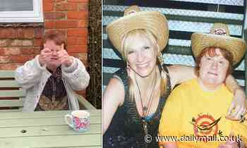 Jo Whiley, 55, shares video of disabled sister Frances, 53, thanking medics after Covid battle
