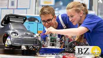An der Zukunft mitschrauben – Ausbildung bei VW Braunschweig - Braunschweiger Zeitung