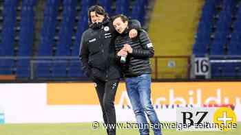 Eintracht Braunschweig: Meyer will den ersten Auswärtssieg - Braunschweiger Zeitung