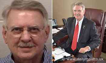 Georgia district attorney Donald Donovan is charged with bribery