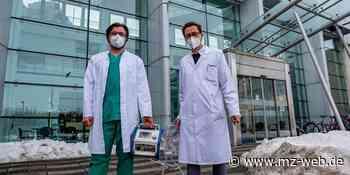 Herz-Zentrum in Coswig: Erholung für die Lunge auch bei Corona - Mitteldeutsche Zeitung