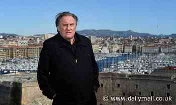 French actor Gerard Depardieu is charged with rape