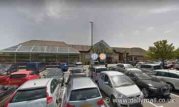 Police rescue 18 people from the back of refrigerated lorry at motorway services near Peterborough
