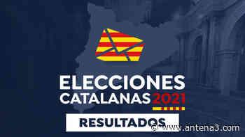Resultados de las elecciones de Cataluña 2021 en Santa Maria de Martorelles: Recuento, escrutinio y última hora en directo - Antena 3 Noticias